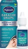 Hyland's Earache Drops, Natural Relief of Cold & Flu...