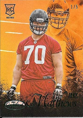 2014 Panini Certified service Rookie Limited Special Price Retro Green #46 Mirror Jake Matthew