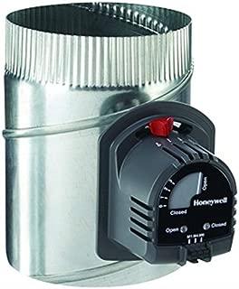 Honeywell ARD12TZ Round Automatic Damper, 12