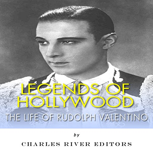 Legends of Hollywood audiobook cover art