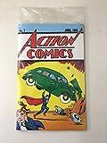 January 2017 Loot Crate Replica copy of Action Comics #1.
