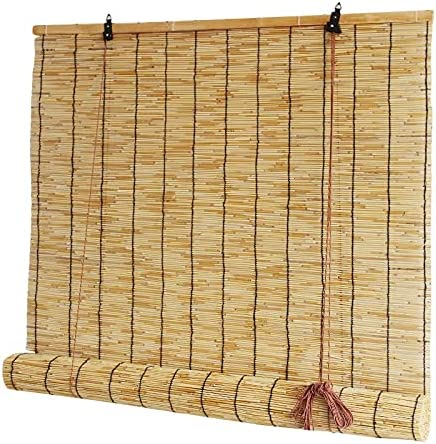 Save money MTDWEITOO Bamboo Blinds for Dealing full price reduction Curtain Windows Roman