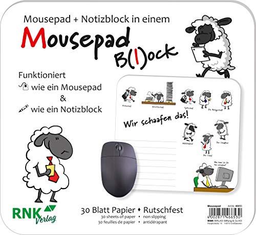 RNK 46653 - Mousepad Block