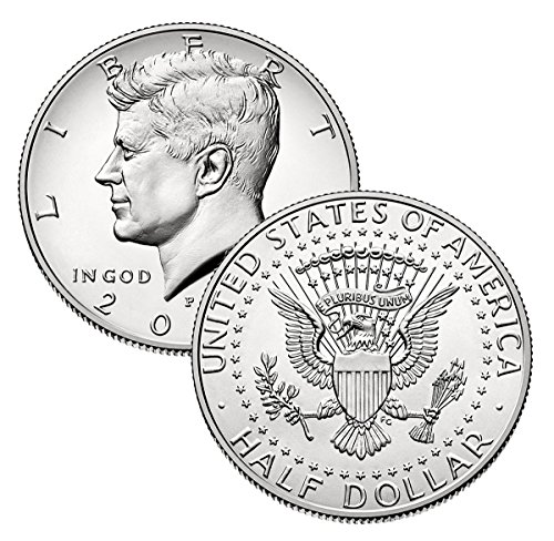 2001 P 20 Coin Bankroll of Kennedy Uncirculated