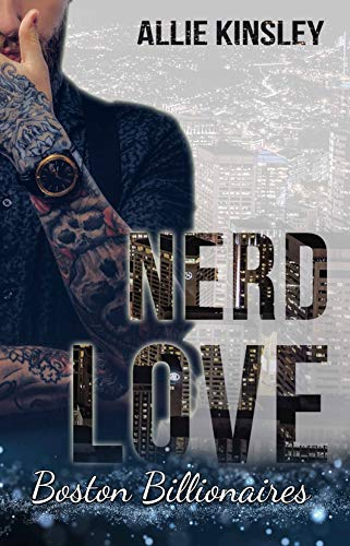 Nerd Love: Lee (Boston Billionaires 2)