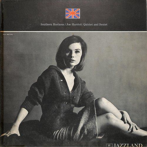 Southern Horizons(US JAZZLAND MONO,JLP37)[Joe Harriott Quintet And Sextet][LP盤]