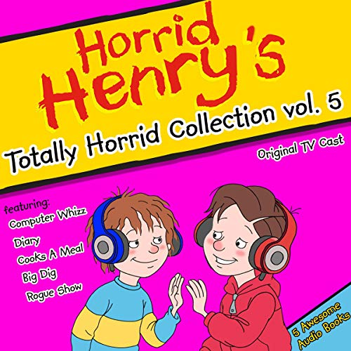 Totally Horrid Collection, Vol. 5 cover art
