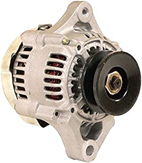 DB Electrical AND0212 Alternator For Chevy Mini Alternator For Denso Street Rod Race 3-Wire,Case Trencher Uni-loader Grasshopper Tractor,Gravely Tractor,Kubota Excavator,Tractor,Loader,Mower