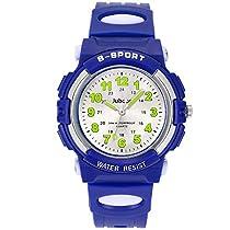 腕時計 時計 アナログ 子供 キッズ ボーイズ 男の子 女の子 ガールズ ...