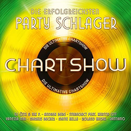 Die Ultimative Chartshow - Die erfolgreichsten Party Schlager