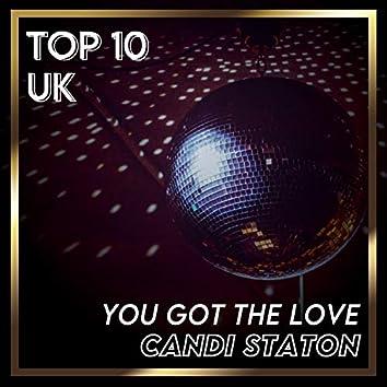 You Got the Love (UK Chart Top 40 - No. 3)