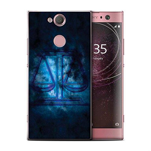 Stuff4 Phone Case/Cover/Skin/SXP-CC/Zodiac Star Sign Collection Sony Xperia L2 Weegschaal/libra.