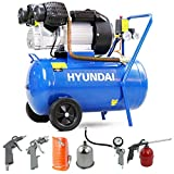 Hyundai Electric HY3050V, 50L, 14CFM, 3HP, 2.2kW, 50 Litre, 8bar / 116psi,...