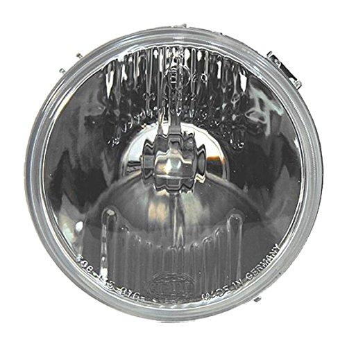 HELLA 1K3 132 266-011 Technologie d'illumination Optique, projecteur longue portée, Droite