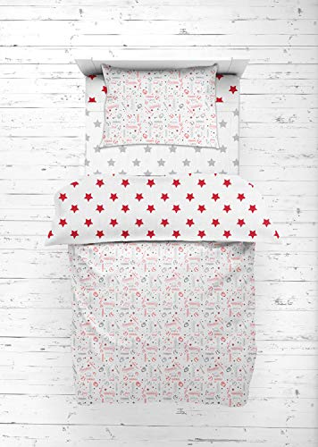 Bacati – Muslin Sports Toddler Bedding