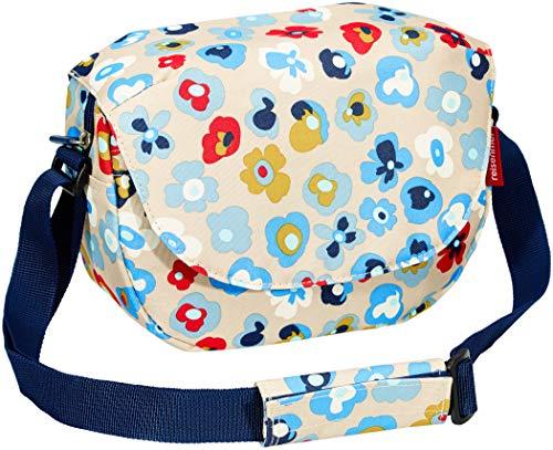 KlickFix millefleurs Fahrradtasche, Multicoloured, Einheitsgröße