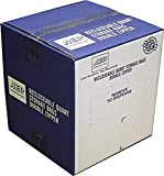 AEP Industries ZIP1QS500 Zipper Seal Quart Storage Bags, Clear (Pack of 500)