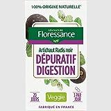 Floressance Phytothérapie Digestion Végétale Dépuratif Artichaut/Radis Noir 60 Gélules - Lot de...