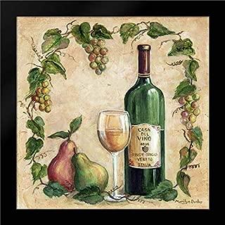 Casa Del Vino Framed Art Print by Dunlap, Marilyn