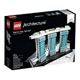 LEGO Architecture Marina Bay Sands (R) 21021 (japon importation)