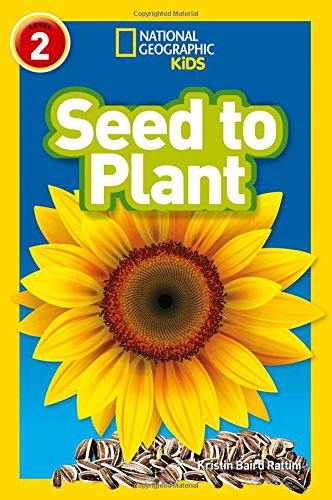 NAT GEO READER - SEED TO PLANT