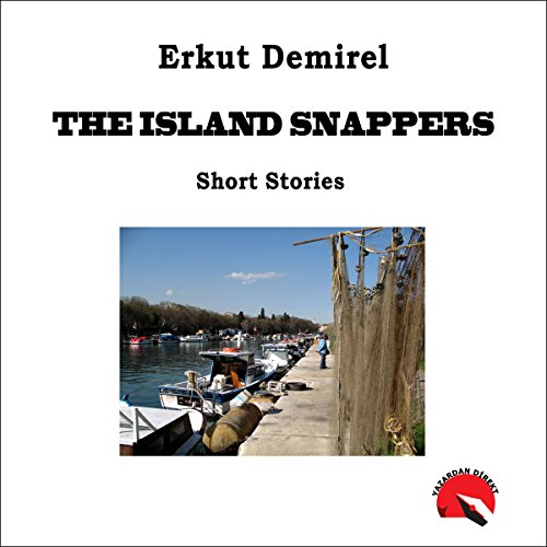 The Island Snappers audiobook cover art