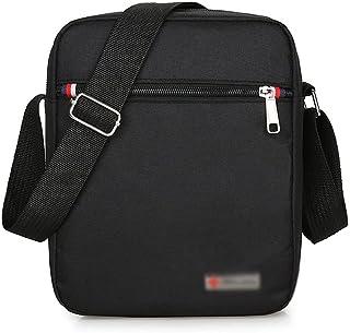 حقائب ظهر كاجوال من SSSabinNASDJB حقائب ظهر عصرية للرجال أكسفورد حقيبة يد نايلون مضادة للماء للرجال للرجال، حقائب كتف كروس...