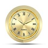 7 1 2 clock insert - ShoppeWatch Mini Clock Insert Quartz Movement Round 1 7/16