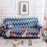 Funda para sofá para Sala de Estar, Funda elástica elástica para sofá, seccional, en Forma de L, Funda para sillón, 20_235-300cm, Funda para sofá en Forma de L