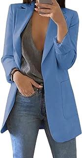 ba592ca92 Amazon.es: tallas grandes mujer - Trajes y blazers / Mujer: Ropa