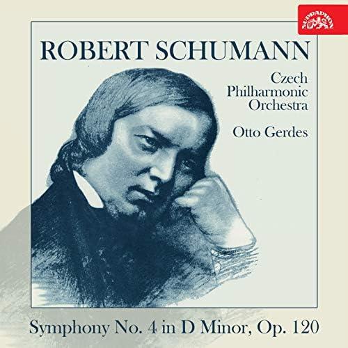 Otto Gerdes, The Czech Philharmonic Orchestra