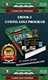 EBOOK 5: ''5 SWING GOLF PROGRAM'': TEACHING GOLF ONLINE (EBOOK 5: ''5 SING GOLF PROGRAM'') (English Edition)