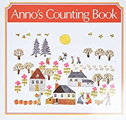 anno's counting book for teaching numbers