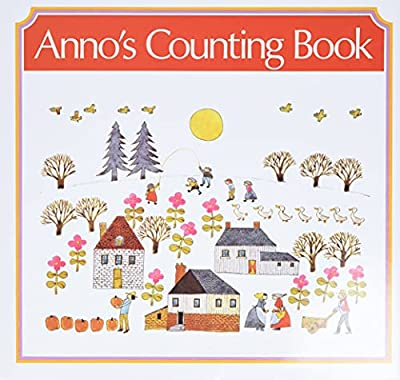 Want the best counting book ever? Get Anno's Counting Book!