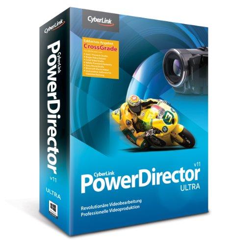 Cyberlink PowerDirector 11: Ultra Crossgrade