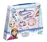 Totum 680012 - Disney Frozen Die Eiskönigin Bastel-Set Armbänder für