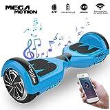 Mega Motion Self Balance Scooter Elettrico E1-6.5' Elettrico Segway- Bluetooth