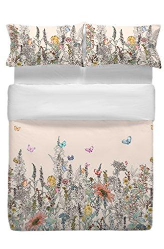 ciuco cocciuto Set dekbedovertrek, katoen, Artemisia, 250 x 200, 3 stuks