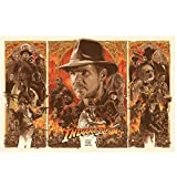 Plakate und Drucke New Indiana Jones und der letzte