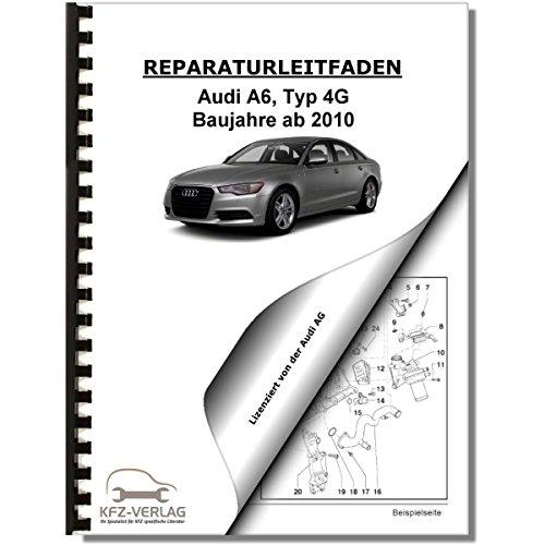 Audi A6, Typ 4G (10>) 6-Zyl. 3,0l Dieselmotor TDI 204-326 PS Reparaturanleitung