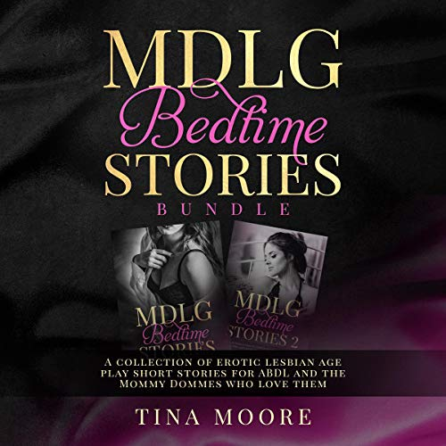 MDLG Bedtime Stories Bundle audiobook cover art