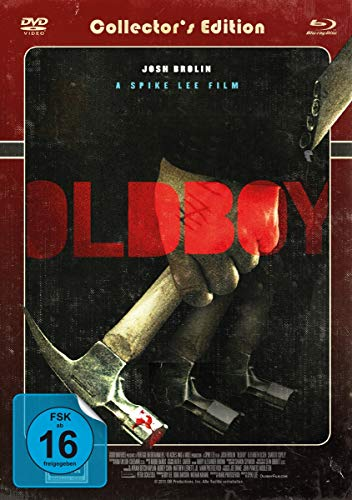 Oldboy LTD. - LTD. Mediabook (roter Titel) [Blu-ray]