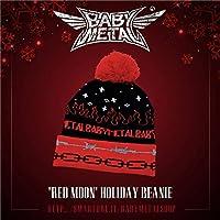 BABYMETAL RED MOON HOLIDAY ベビーメタル ニット キャップ