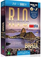 Rio De Janeiro, Brazil 4k [Blu-ray]