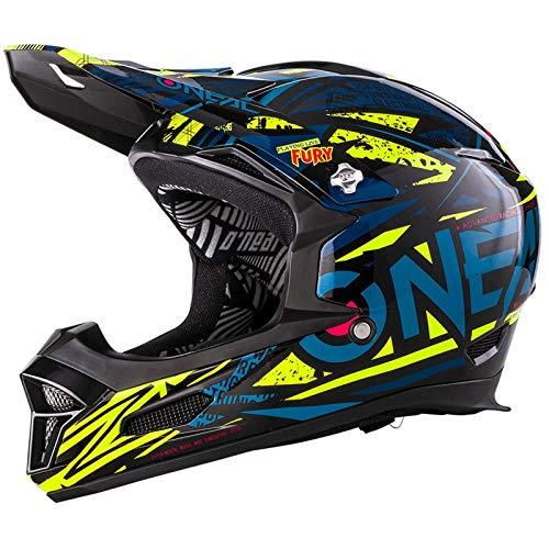 O'NEAL Fury Helmet SYNTHY Black S (55/56cm)
