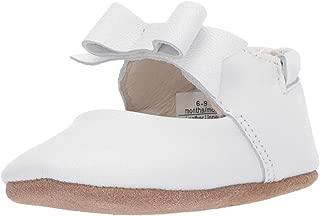 Robeez Kids' Ankle Strap Mary Jane First Kicks Crib Shoe