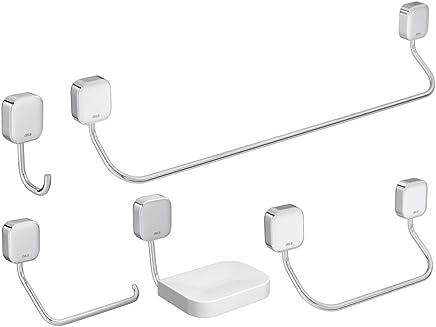 Kit Acessórios para Banheiro Deca Pix 5 Peças Cromado