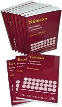 Coleção introdução e comentário - Antigo Testamento - 25 livros (Série Cultura Bíblica)