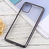 Handyhülle Hervorragend geeignet for Samsung Galaxy A71 ultradünne Beschichtung TPU schützende...