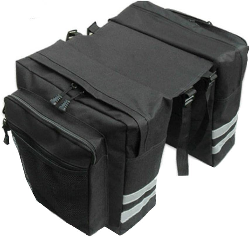 Our shop most Max 69% OFF popular BUNRUN Waterproof Bicycle Rear Seat Pannier Double Portable Bag